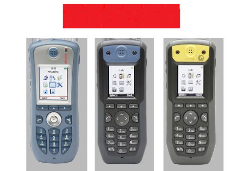Ascom DECT Handsets