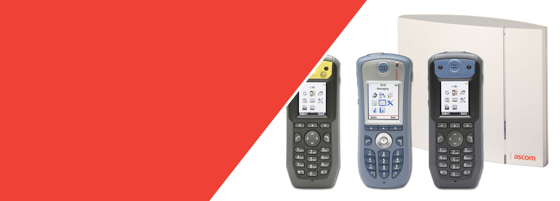 Ascom Sales and Support
