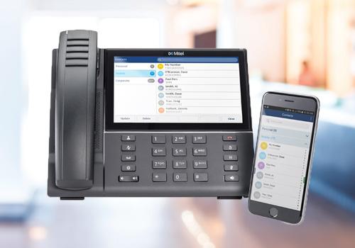 Mitel Telephone System