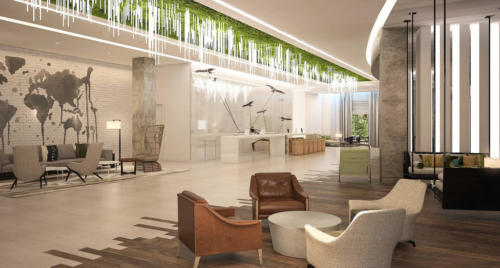 Renaissance Atlanta Gateway Opens With Evolution Voice