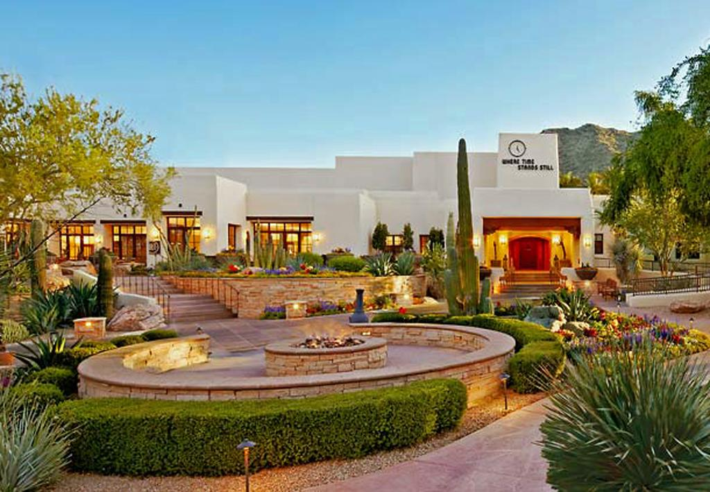 JW Marriott Scottsdale Camelback